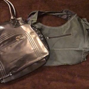 TWO- NWOT Bags